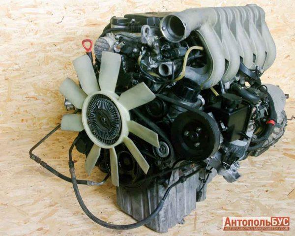 Мотор 2.7 cdi mercedes