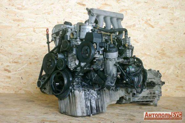 Мотор 2.9 Tdi mercedes
