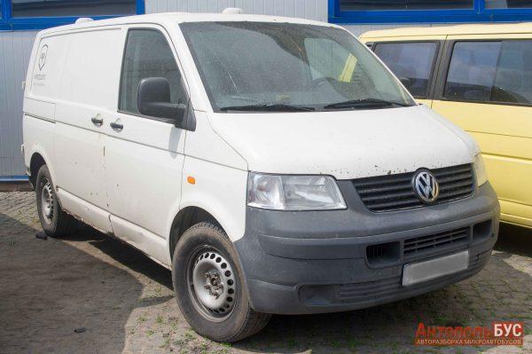 Volkswagen t5 kvadro