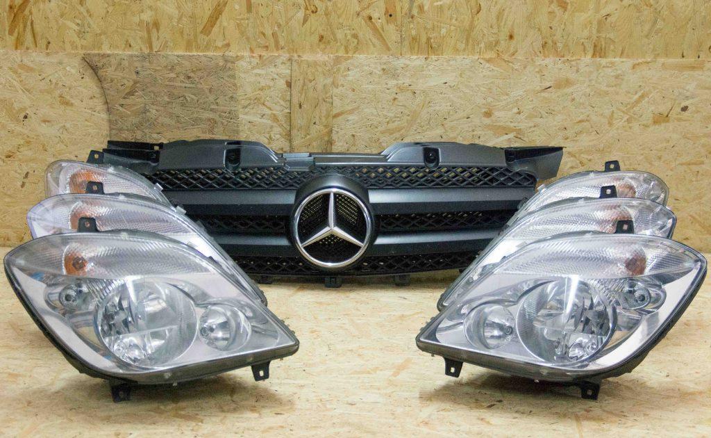 Фары для Mercedes Sprinter