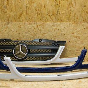 Ресничка / улыбка для Mercedes Sprinter Мерседес Спринтер