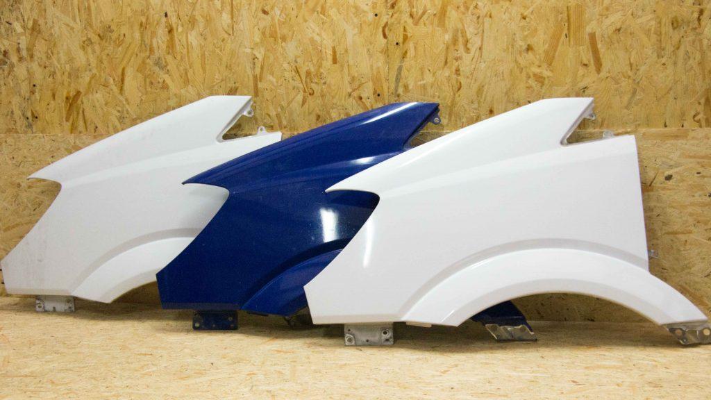 Крылья для Mercedes Sprinter